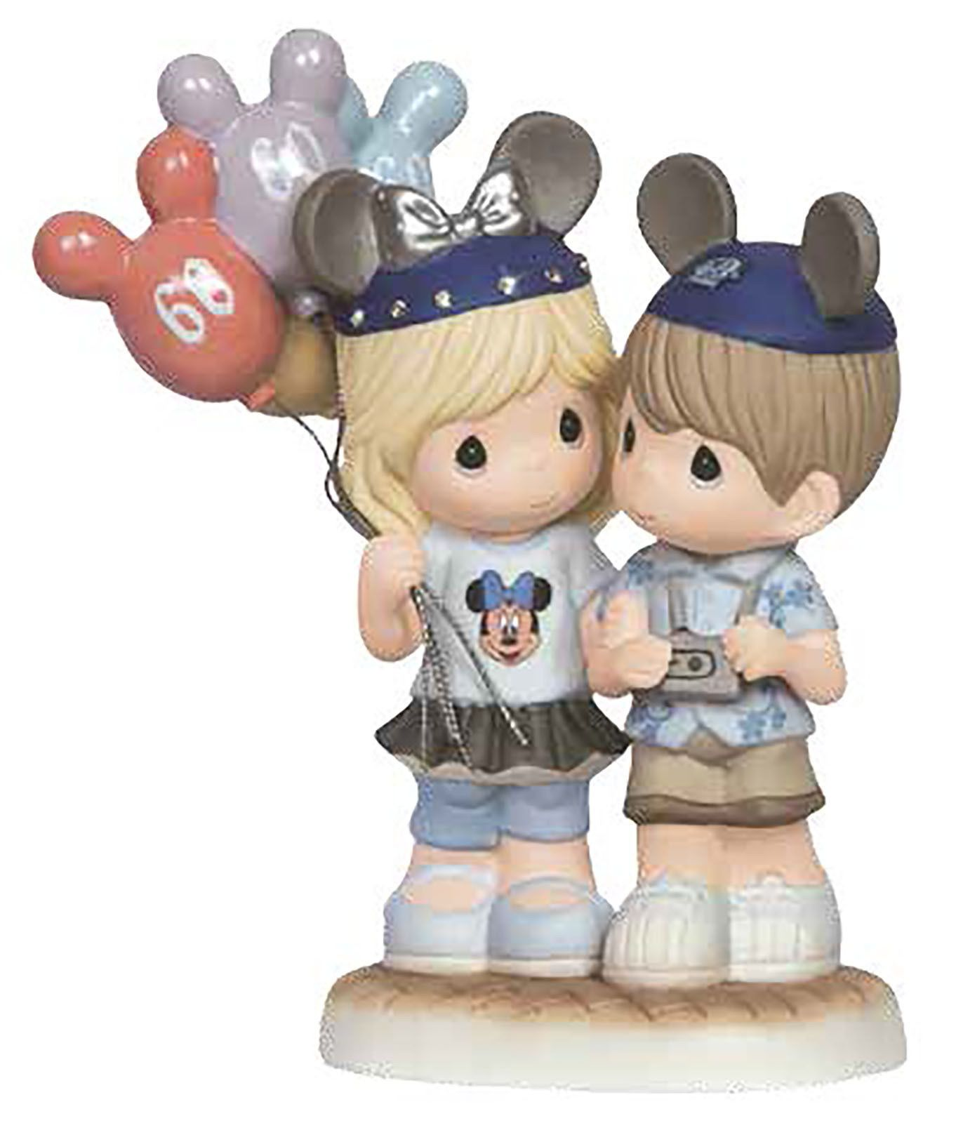 Disneyland Diamond 60th Anniversary Precious Moments Disneyland 60th | eBay