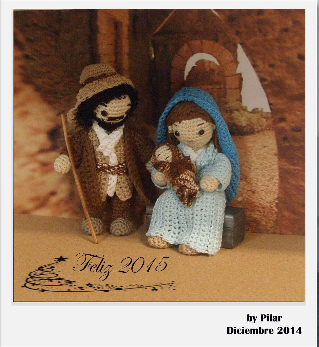 Amigurumis Navidad 2015 : Amigurumis christmas feliz amigurumi pinterest
