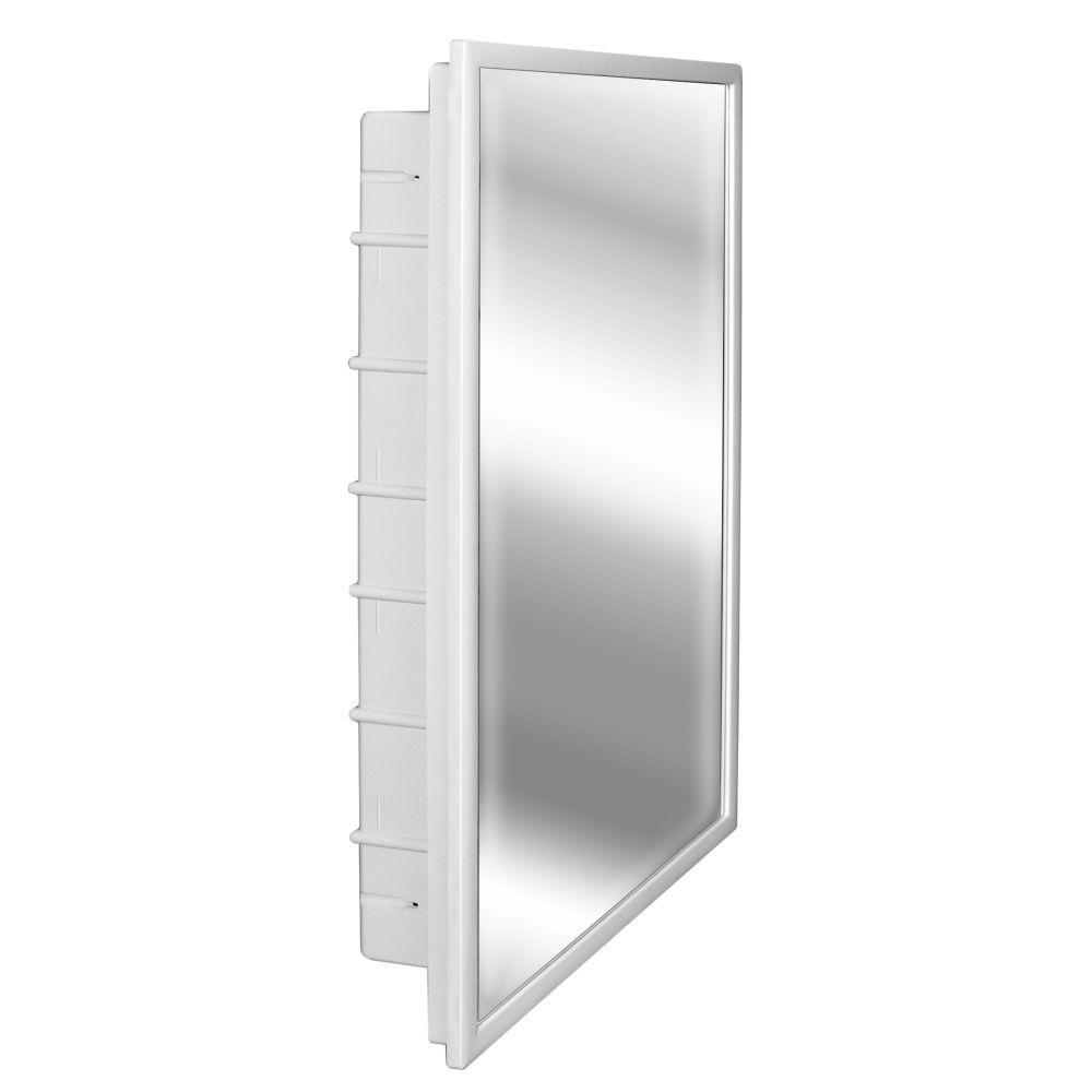 Zaca Spacecab Capella 16 In X 26 In X 3 1 2 In Framed Recessed