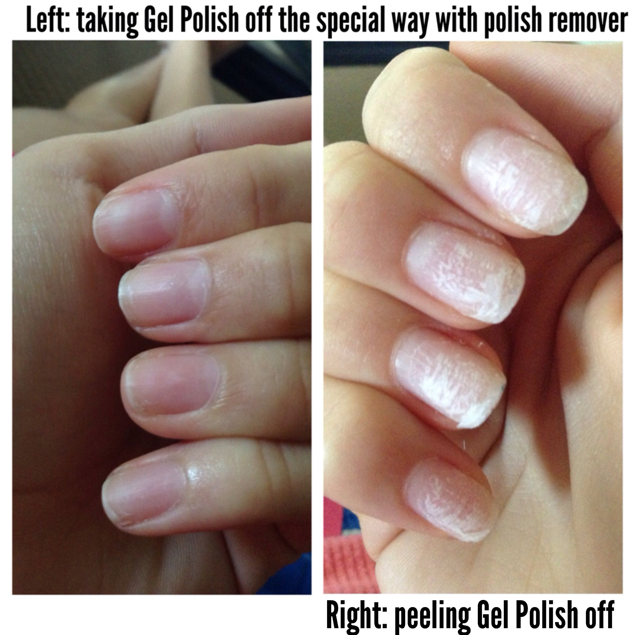 You will need: nail polish remover, tin-foil, cotton balls ...