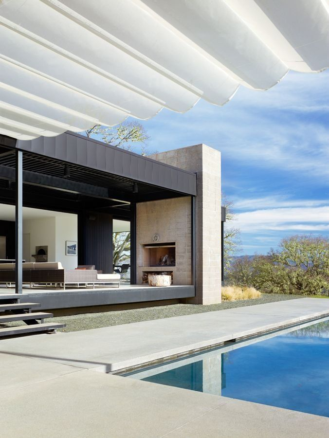 Long Valley Ranch House by Marmol Radziner