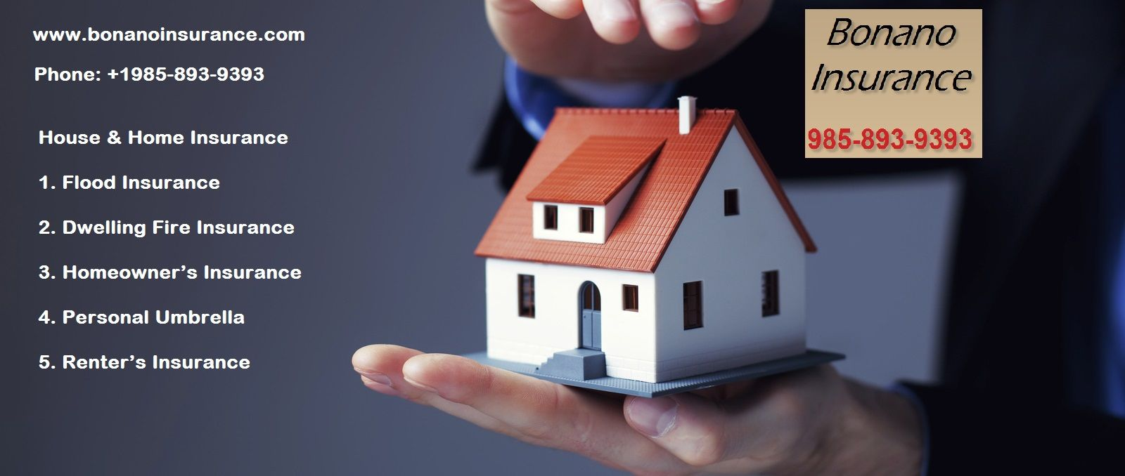 Bonano Insurance Agency is one of the best companies in