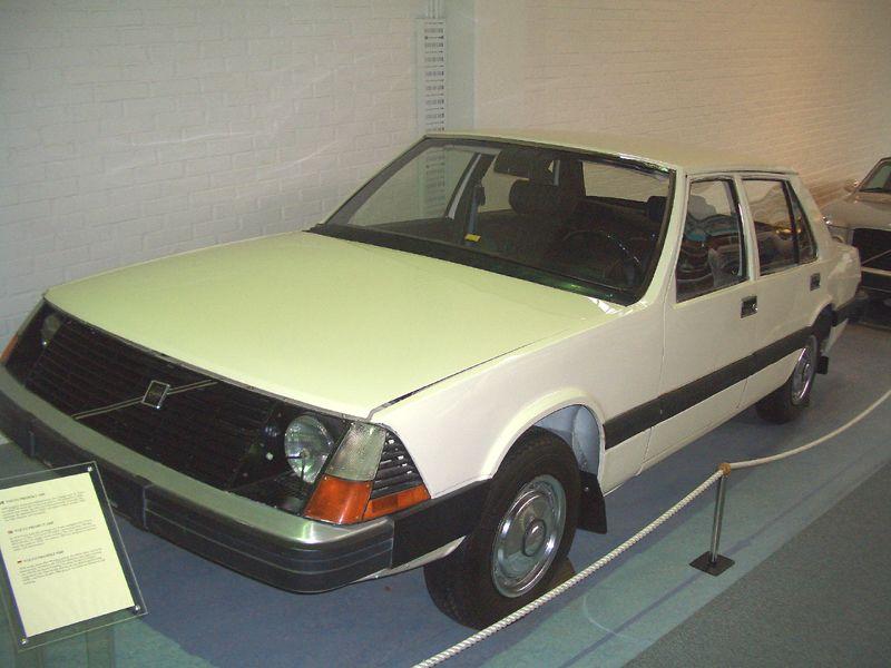 OG 1970 Volvo P1560 Sedan The last prototype