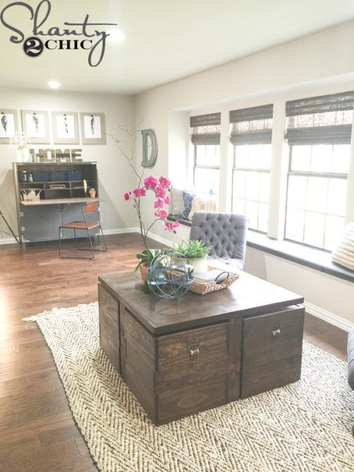 Ottoman Coffee Table Combo.Diy Rolling Storage Ottoman Coffee Table Bricks Storage Ottoman
