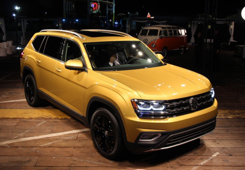 2019 Volkswagen Atlas Review Price And Photos As Drastically As