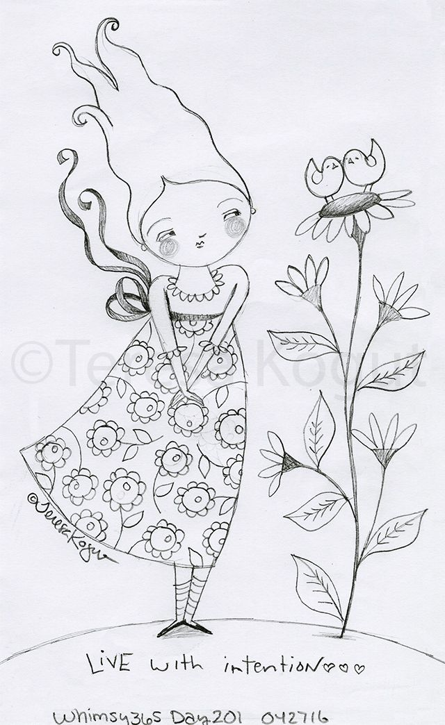 whimsy 365 day 201 042716 | Embroidery Inspirations | Pinterest ...