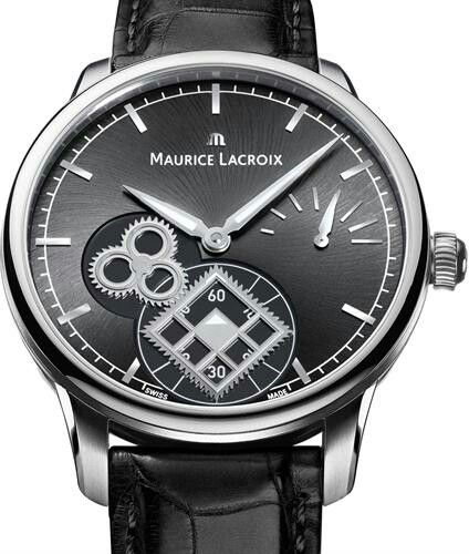Maurice Lacroix Square Wheel