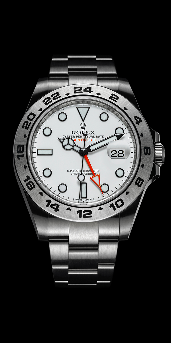 7215a5dae2f With its 42mm Oyster case in 904L stainless steel
