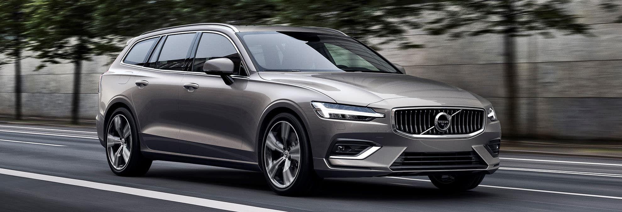 2019 Volvo V60 Wagon Delivers Style and Safety Volvo v60