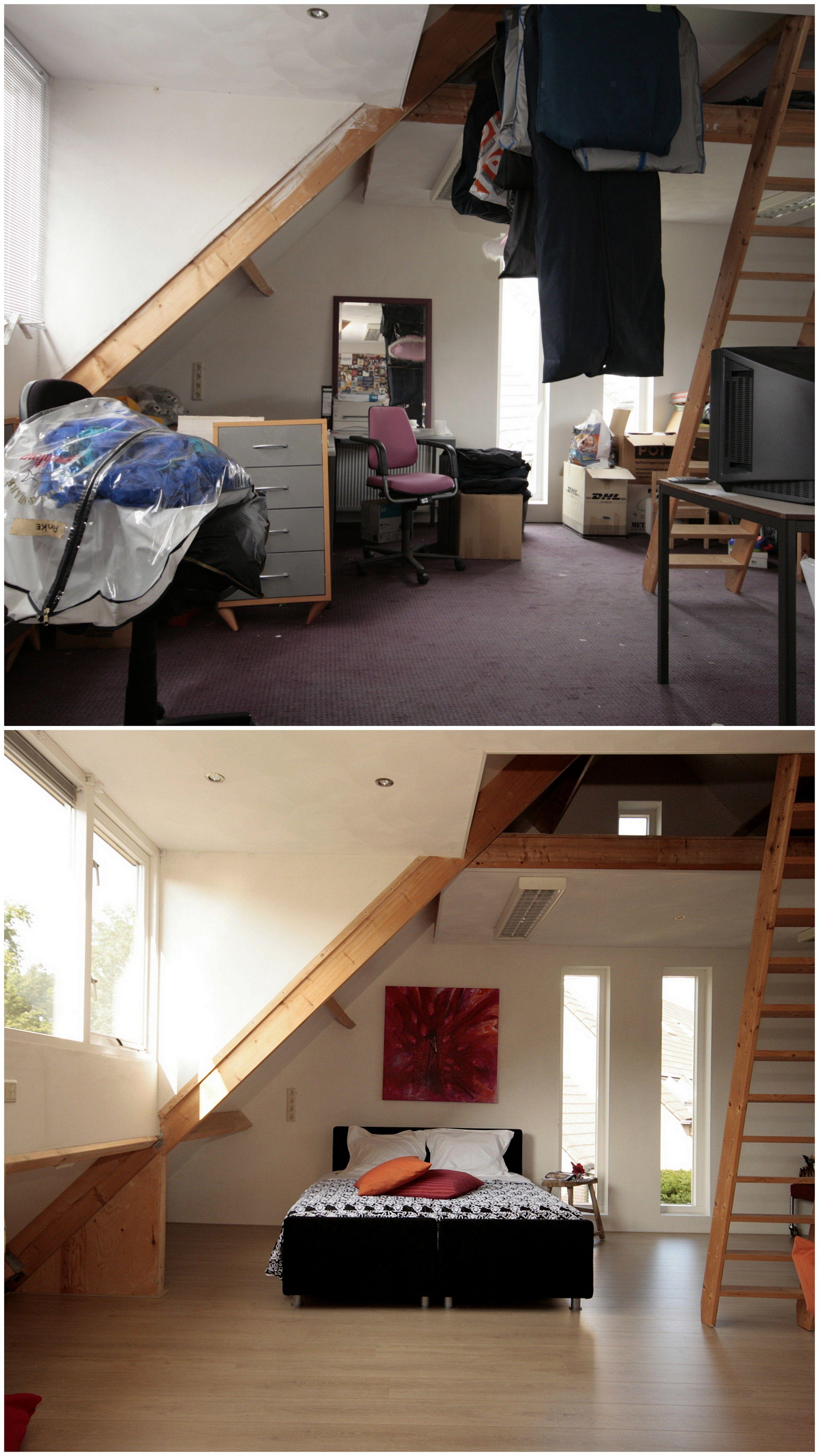 hoogland november 2012 hetzelfde huis en dezelfde zolder maar op