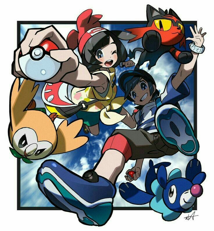 Pin by Josv on Pokémon ⓟ | Pokemon. Pokemon characters. Pokemon alola