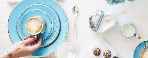 Dinnerware with elegance