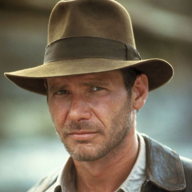Asian Boy In Indiana Jones