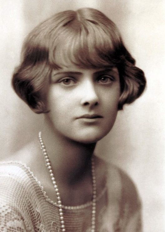 """Daphne du Maurier, British author who wrote classic short stories and books including """"Rebecca"""", """"Jamaica Inn"""" and """"""""The Birds"""" all of which were made into spectacular movies by Alfred Hitchcock. Jane Dunn's new book about Daphne and her sisters is a wonderful read and explains the origins of Daphne's dark thoughts."""