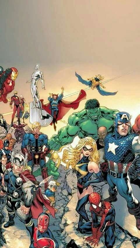 Pin By Marieo Vassar On Marvel