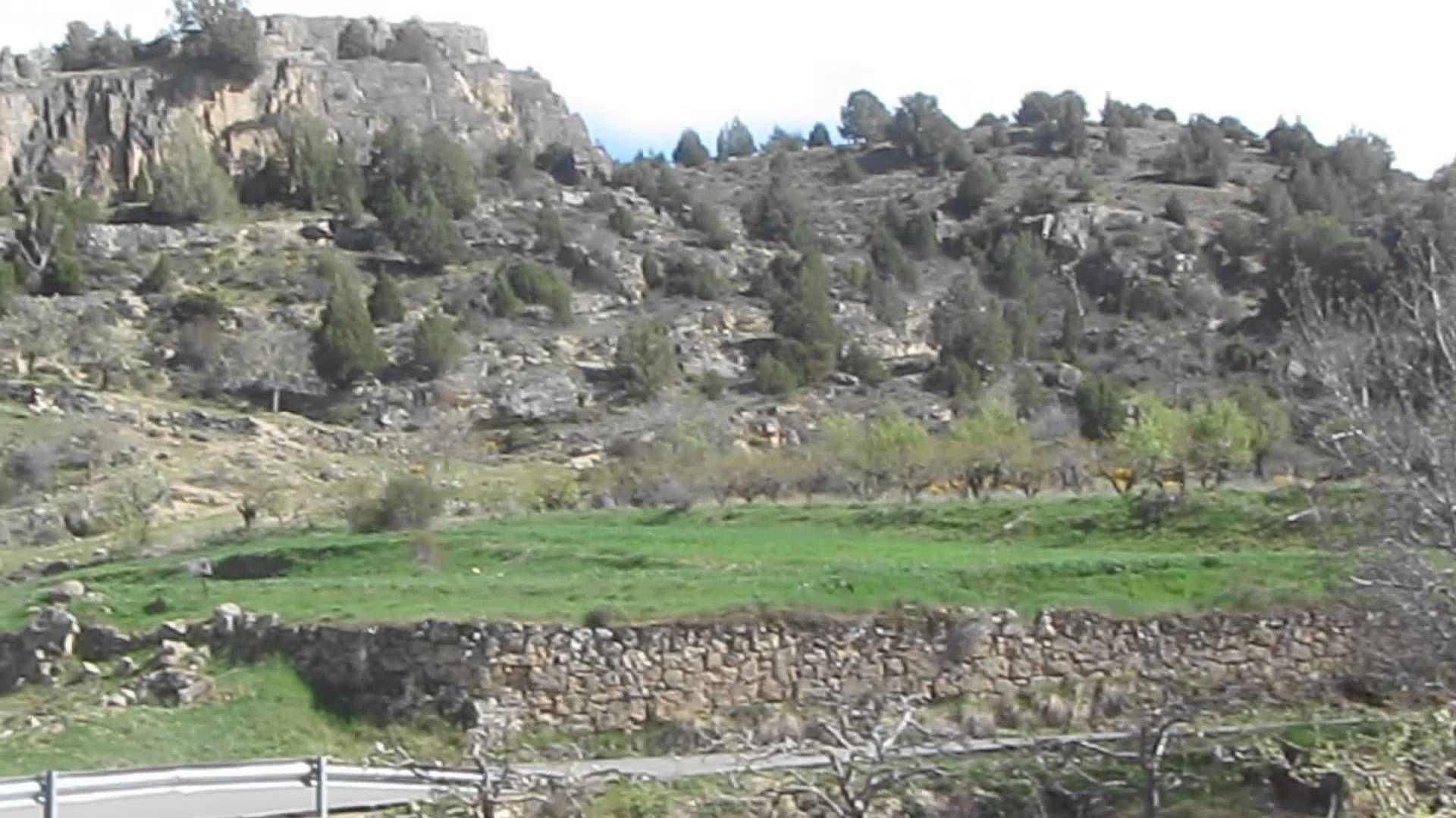 Villel de Mesa Molino de arriba y puente romano