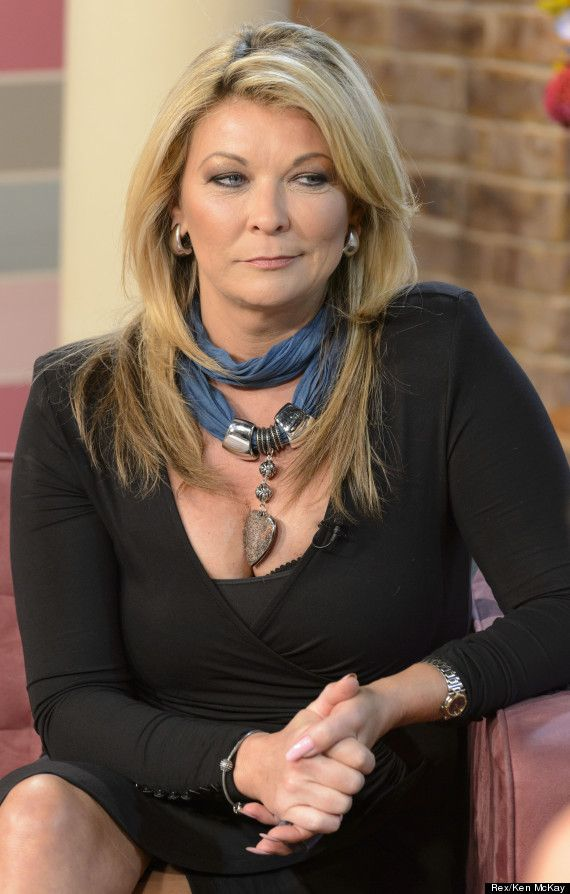 Claire King: Ex-Emmerdale, now Coronation Street.