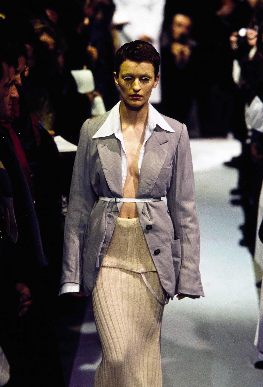 Maison Margiela Spring 1993 Ready-to-Wear Fashion Show ...