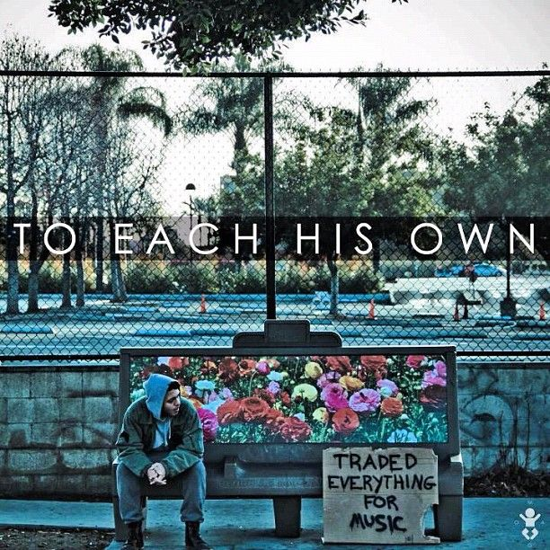 "David Dann Releases Debut Album ""To Each His Own"" Independently, Climbs iTunes Charts"