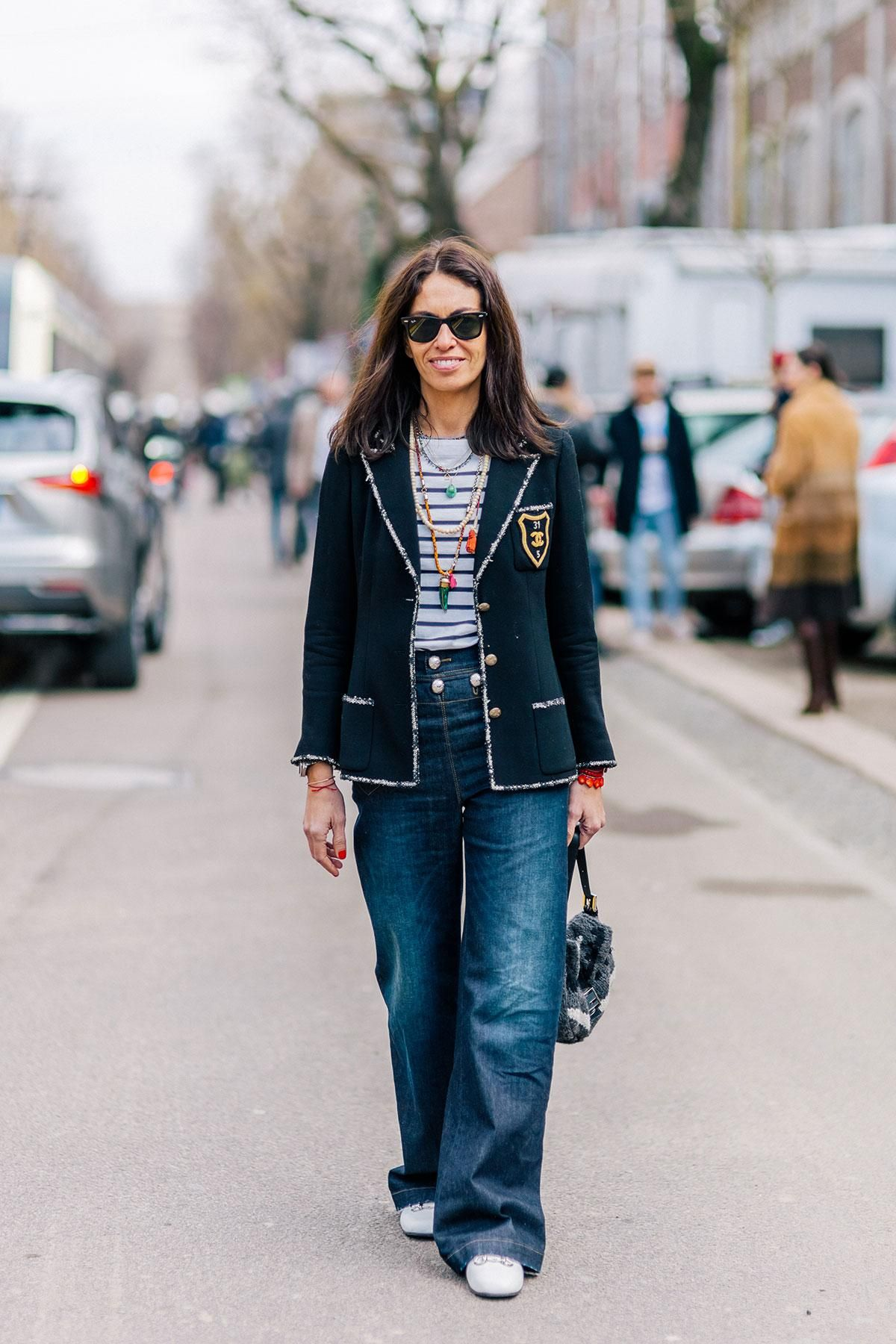 See 12 Street Style Stars, Actresses, And It Girls In Amazing ChanelOutfits