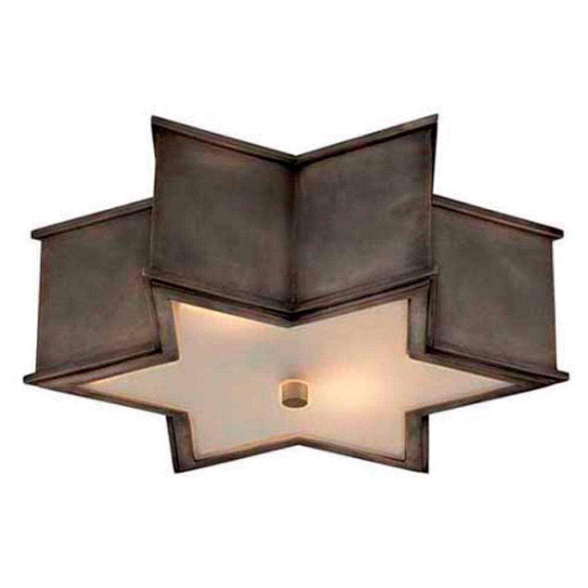 Metal star ceiling light large laundry room pinterest metal star ceiling light large mozeypictures Gallery