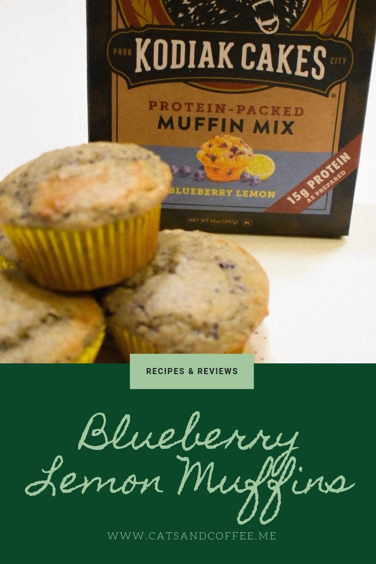 kodiak cakes blueberry muffins review