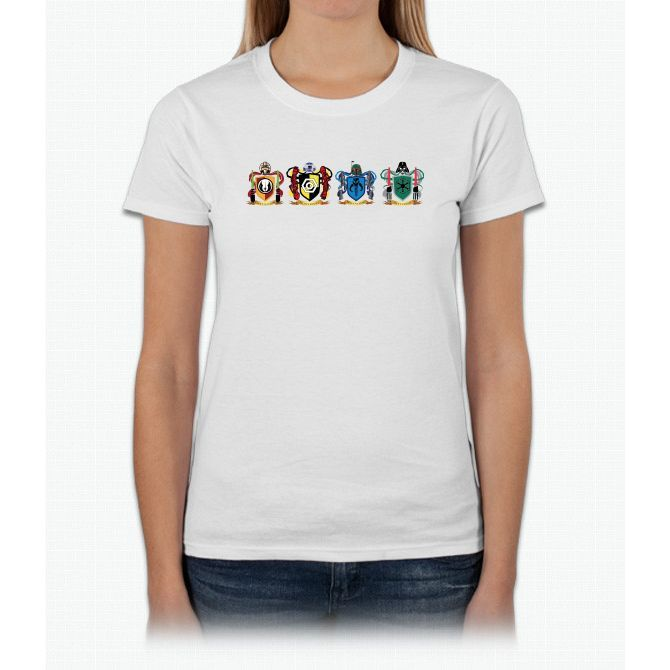 Hogwars Harry Potter Womens T-Shirt