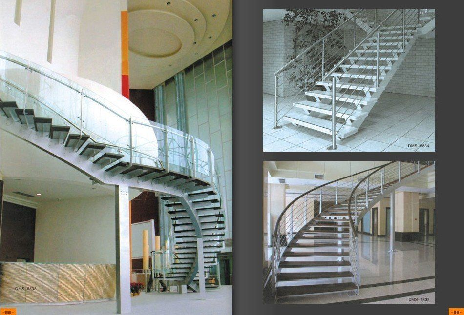 Best Quality Spiral Staircase Stainless Steel Staircases 400 x 300