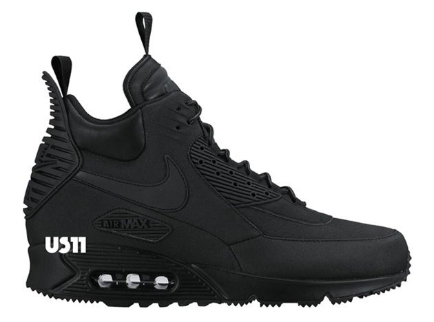 Nike Air Max 90 Sneakerboot Zima 2015 Ilustracje Nike Free Shoes Sneakers Men Fashion Nike Shoes Outlet