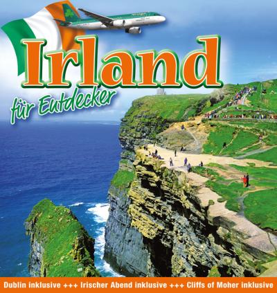 trendtours Touristik - Irland für Entdecker   Irland, Pauschalreisen, Reisen