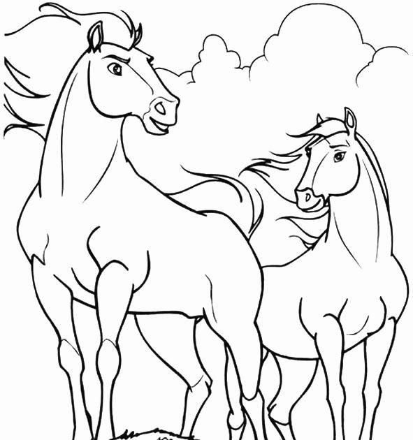 Disegni di cavalli da stampare e colorare az colorare for Disegni cavalli da stampare
