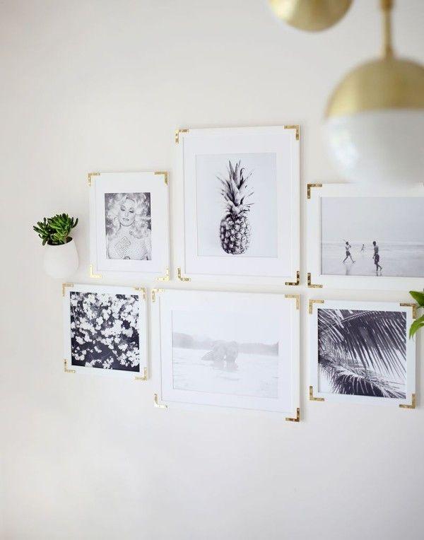 Bilder Aufhängen Ohne Bohren Kreative Wanddeko