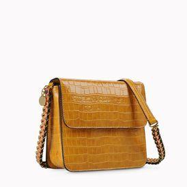 STELLA McCARTNEY, Shoulder Bag, Grace Moc Croc Cross Body Bag - Spring