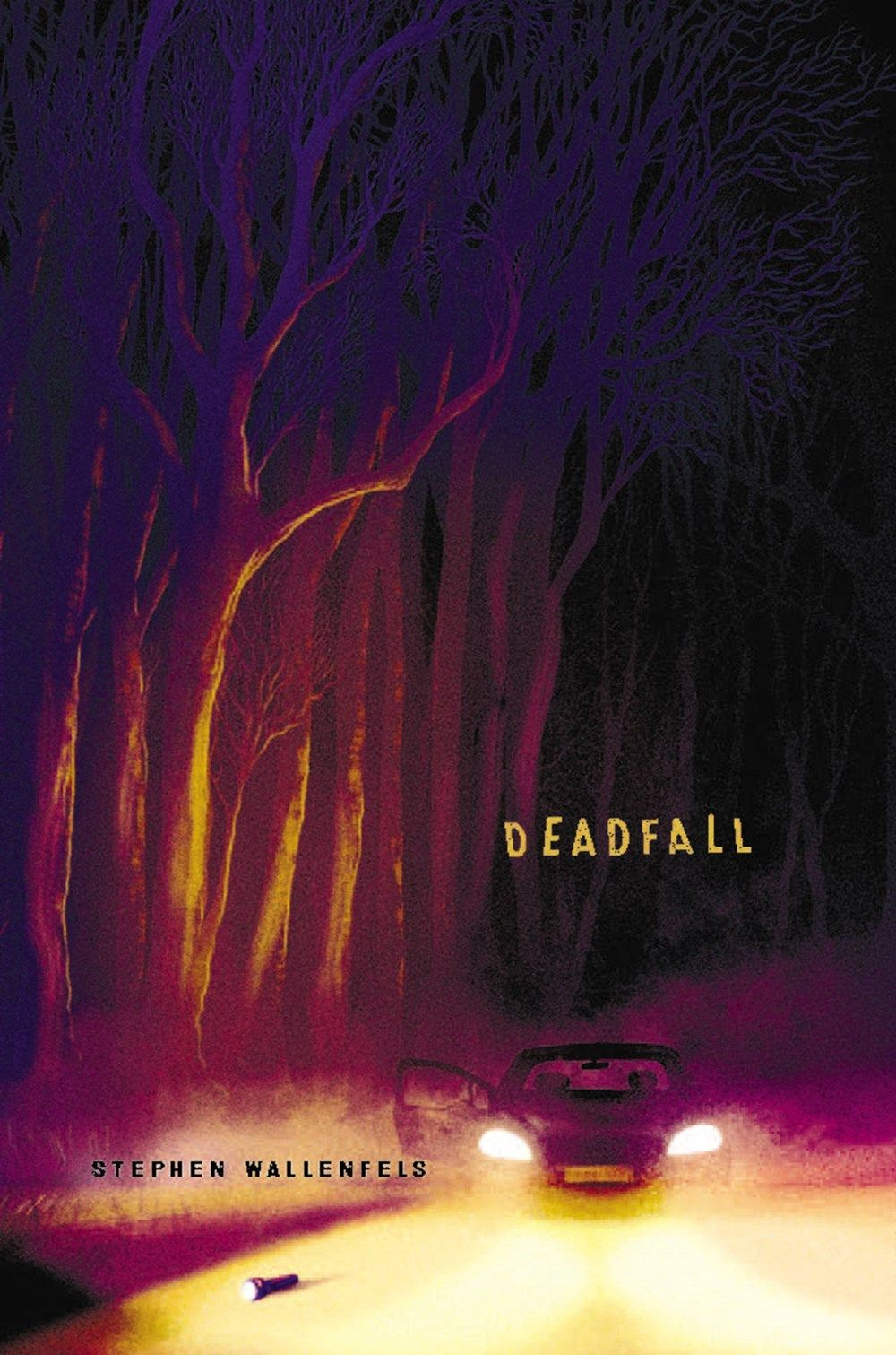 14a5a861388 Deadfall by Stephen Wallenfels