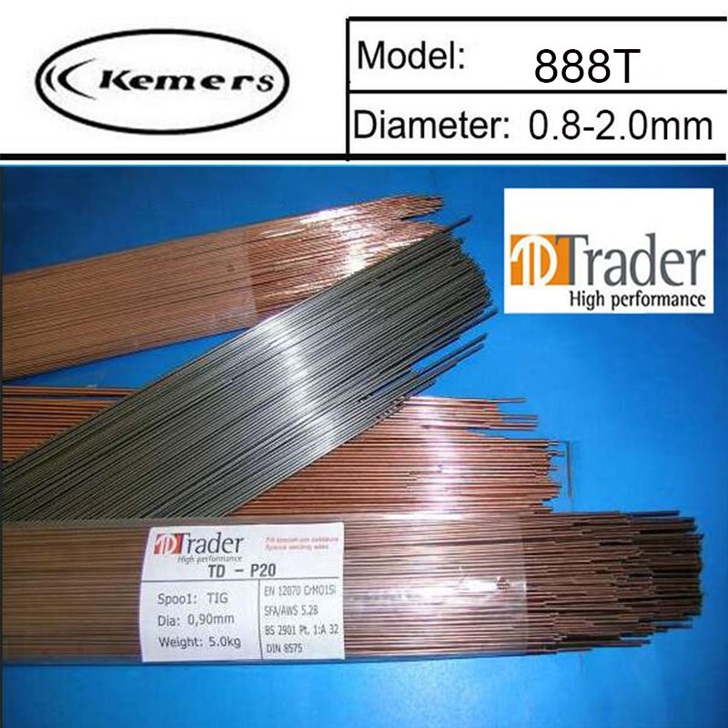 59.40$) Watch here - 1KG/Pack Trader Mould welding wire 888T ...