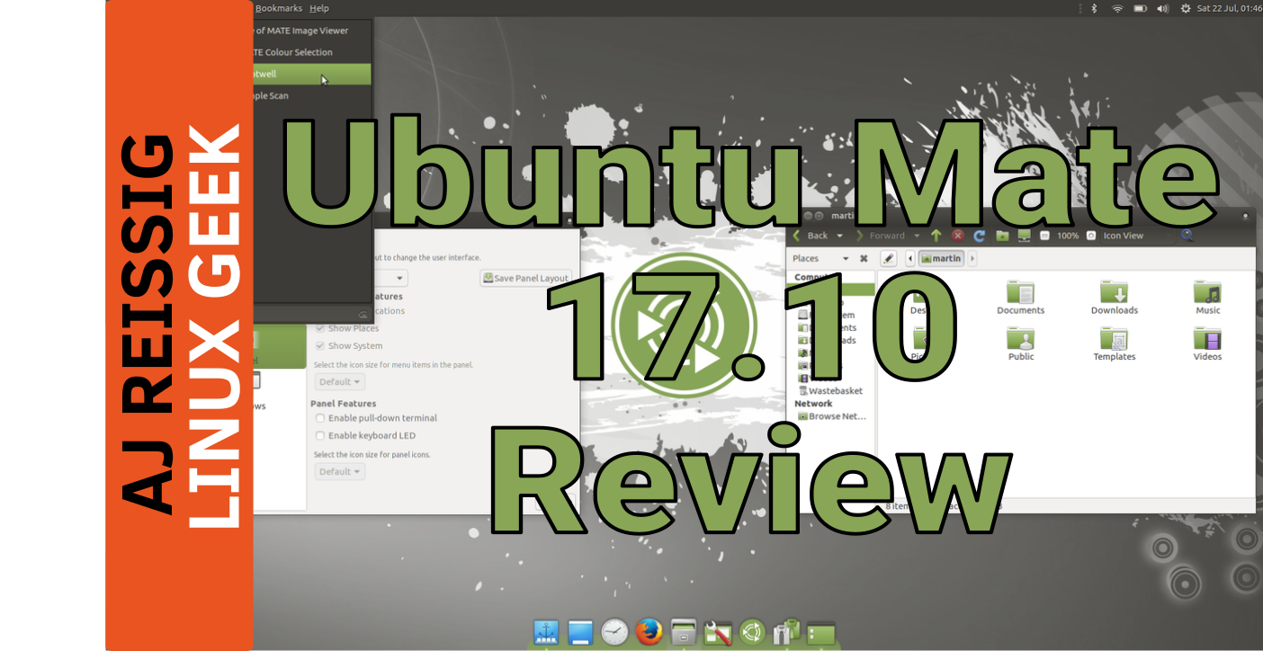 My latest Linux video is now live on YouTube   Ubuntu Mate