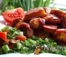 Pakoras - овощные окорочка Интересный рецепт приготовления овощей. Это блюдо индийской кухни прекрасно подойдет для вегетарианцев, его можно готовить во время поста. Овощи (картофель,баклажаны,кабачки,капуста цветная,брюссельская,брокколи,тыква) — 15 шт; Мука (лучше гороховая,но у меня обычная) — 1 стак.; Петрушка (свежая) — 1 ст.л.; Перец чёрный молотый — 1 ч.л.; Куркума — 1 ч.л.; Сода — 0.5 ч.л.; Соль (брать с горкой) — 1 ч.л.; Вода — 170 мл; Растительное масло для обжаривания ;