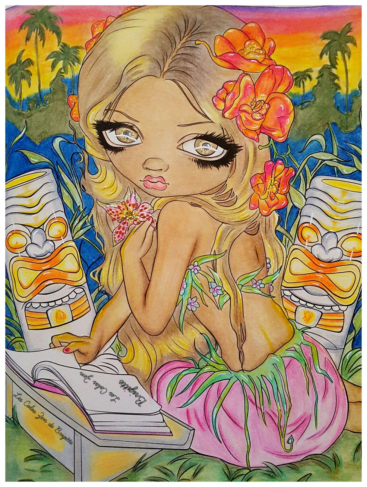 Amara de Jasmine Becket | ilustraciones Jasmine Becket-Griffith ...