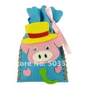 15 unids/lote, DIY sentía bolso de lazo del arte kis, crea tu propia, juguetes educativos tempranos, juguetes kindergarten, 5 diseño mezclado, 12 x 19 cm en de en AliExpress.com | Alibaba Group