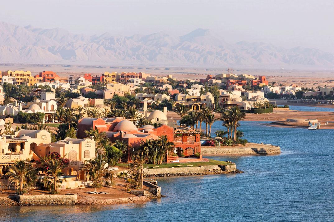 El Gouna De Parel Aan De Rode Zee Rode Zee Plaatsen Om Te Bezoeken Hurghada