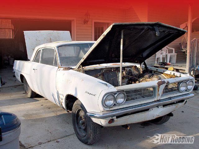 1963 Pontiac Tempest Super Duty Drag Strip Photo 15