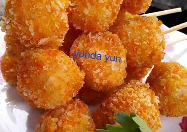 Resep Bakso Krispi By Yunda Yun Oleh Yunda Yun Resep Ide Makanan Makanan Makanan Dan Minuman