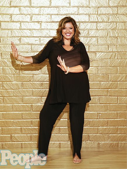 Dance Moms' Abby Lee Miller Explains Her Dramatic Weight ...