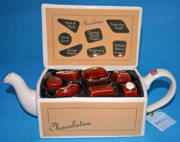 Chocolatea Teapot
