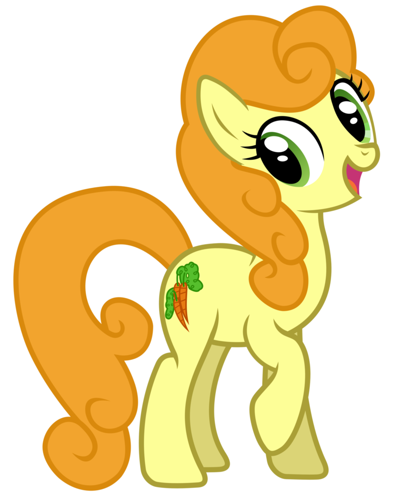 Carrot Top, Look at how fantastic my tail is by DrFatalChunk on DeviantArt