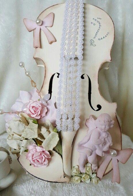 for Violin decorating ideas