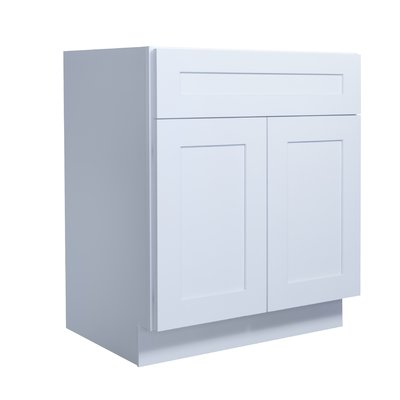 "NelsonCabinetry Brilliant 24"" Single Bathroom Vanity Base Only 