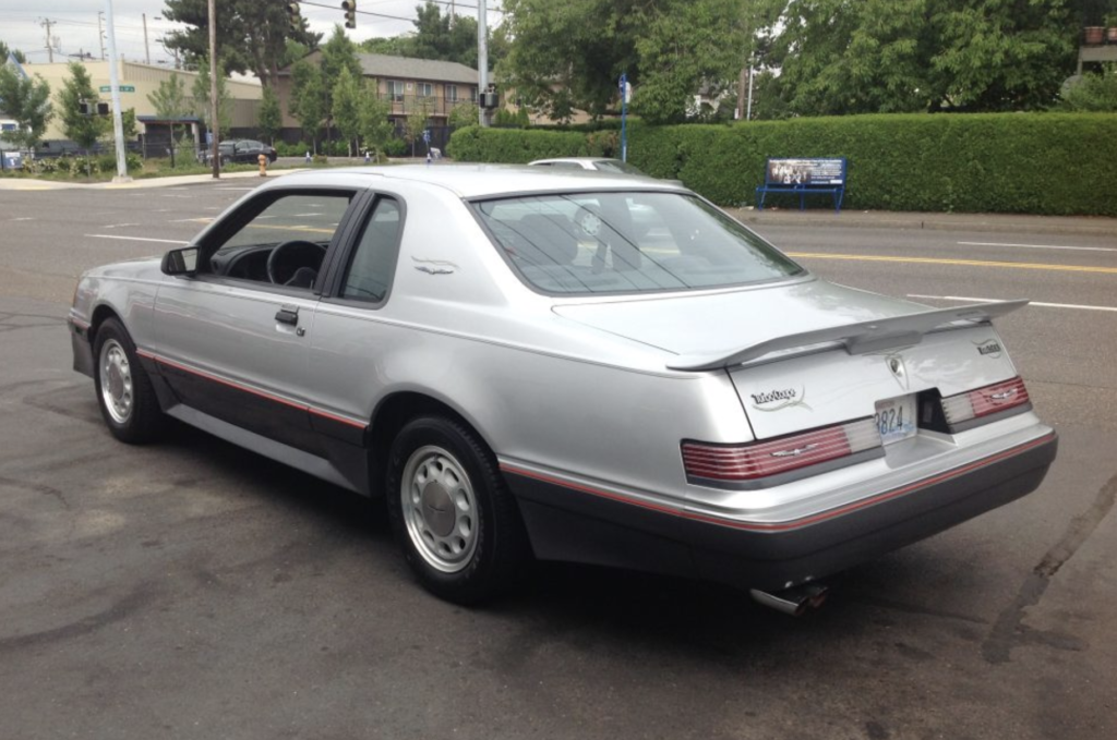 preserved turbo coupe 1985 ford thunderbird ford thunderbird classic cars ford classic cars preserved turbo coupe 1985 ford
