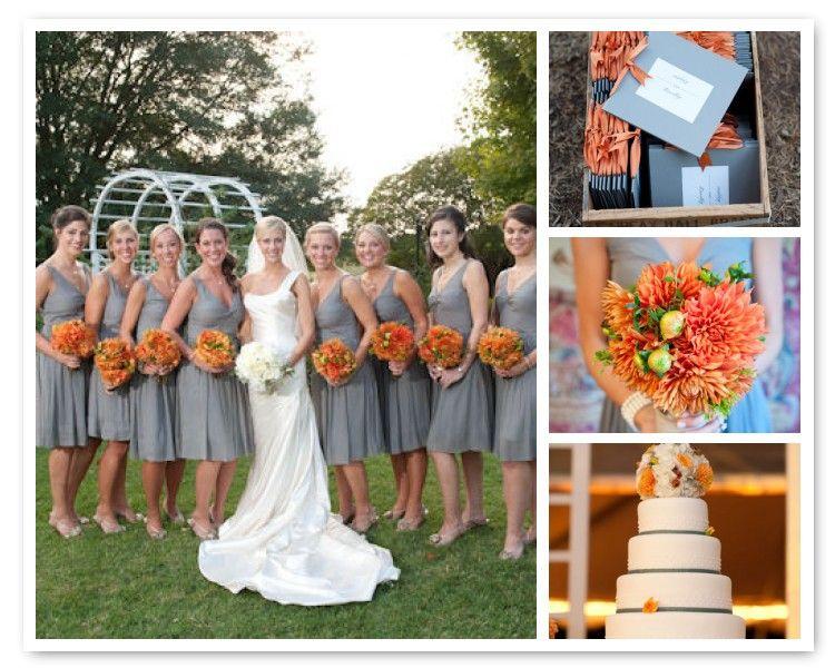 Wedding Reception Images C Gray Silver Cloud