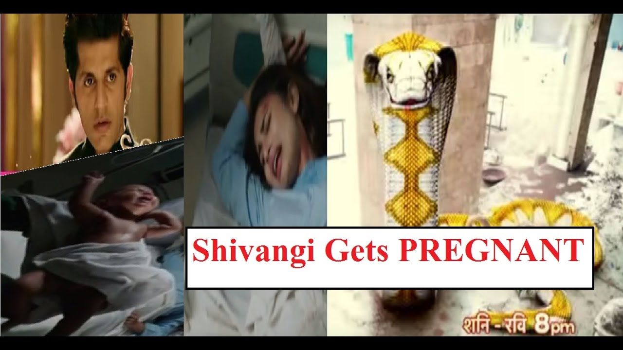 NAAGIN 2- MAHA EPISODE- Shivangi Gets PREGNANT- Arjun Bijlani To